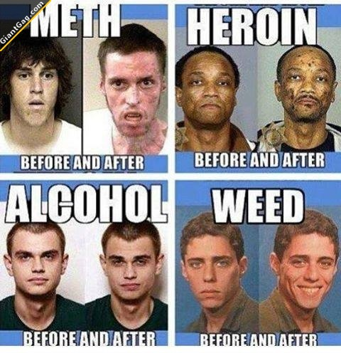 Before And After Drugs