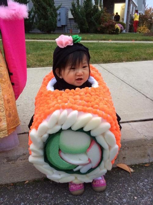 Cute Sushi Costume