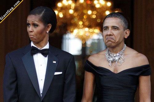 Obama's Face Swap
