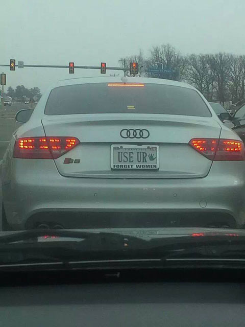 License Plate Of The Year