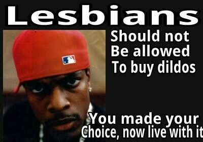 Lesbians Should Not Be Allowed To Buy ...