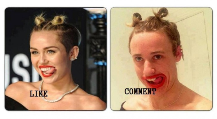 Miley Cyrus Vma Look Alike