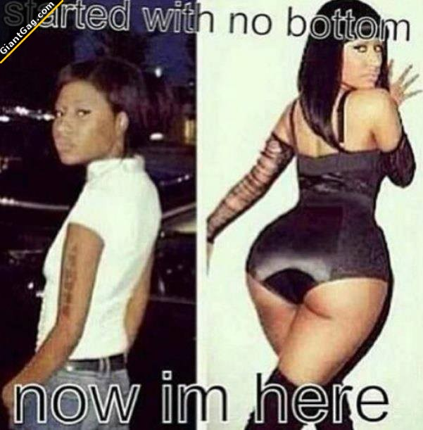 Nicky Minaj Transformation