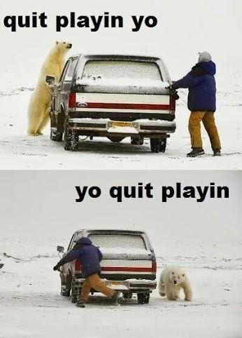 Quit Playin Yo