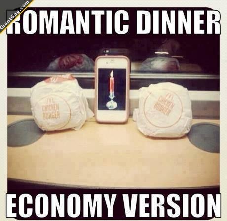 Romantic Dinner Economy Version