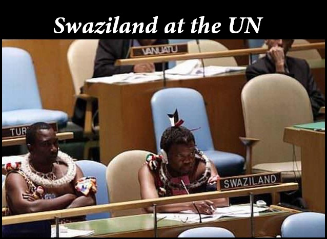 Swaziland At The UN