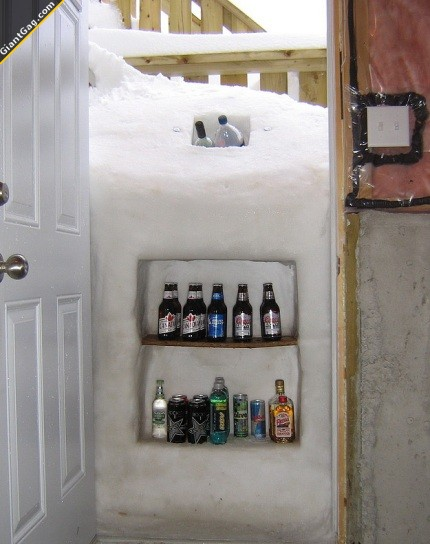 Would You Like To Have A Fridge Like That ?