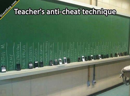 Anti-Cheat Technique