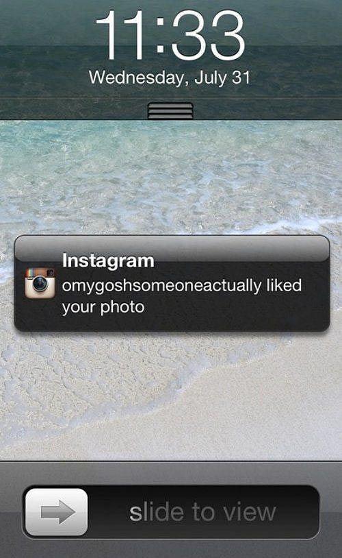 Omygoshsomeoneactually Likes Your Photo