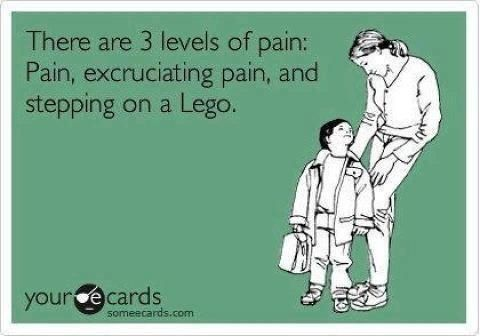 There Are 3 Levels Of Pain :