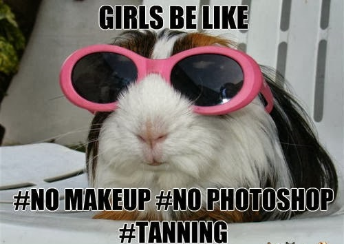 Girls Be Like, #Nomakeup #Nophotoshop #Tanning