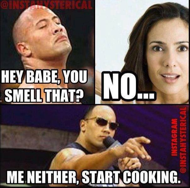 Hey Babe, You Smell That ?