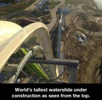 World's Tallest Water Slide ...